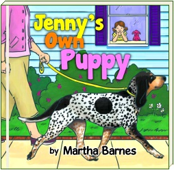 ''Jenny's Own Puppy'' | By: Martha Barnes